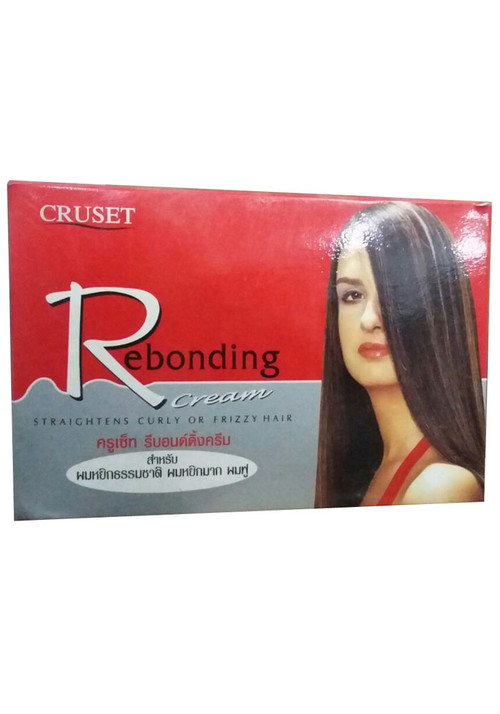 Cruset Rebonding Hair Cream