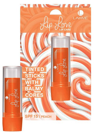 Lakme Lip Love Lip Care SPF 15 Peach
