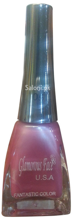 Glamorous Face Fantastic Color Nail Polish 05 (Front)