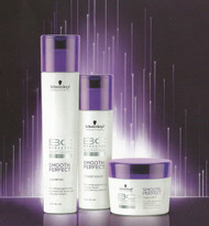 Schwarzkopf BC Smooth Pereect Flawless Smoothness For Unmanageable Hair Kit