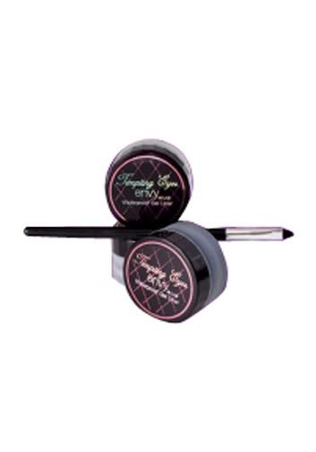 4 U 2 Cosmetics Envy Tempting Eye Gel Liner ENO Black