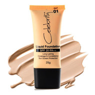 4 U 2 Cosmetics Celebrity Liquid Foundation SPF20 PA+++ CLF 01