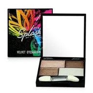 4 U 2 Cosmetics Splash Velvet Eye Shadow 4 (SLV 05)