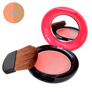 4 U 2 Cosmetics Dreamgirl Together Double Blush No. 03 (Peach Pink Tones)