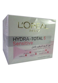 L'oreal Paris Hydra-Total 5 Gel Cream Dry & Sensitive Skin