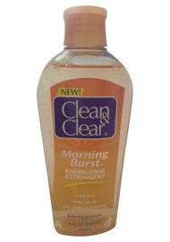 Clean & Clear Morning Burst Energizing Astringent Cleans Deep