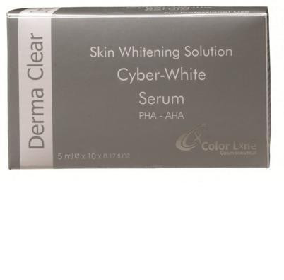 Derma Clear Skin Whitening Solution Cyber-White Serum