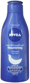 Nivea Nourishing Body Lotion Front