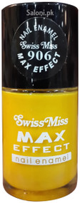 Swiss Miss Max Effect Nail Enamel no 906 front
