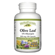 Olive Leaf 15% Olcuropein 500mg