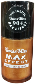 Swiss Miss Max Effect Nail Enamel no 904 front