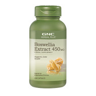 GNC Herbal Plus® Boswellia Extract 450mg (100 Caspsules)