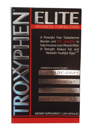 Troxyphen Elite Advanced Formulation - 120 Capsules