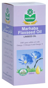 Marhaba Flaxseed oil (Linseed Oil)