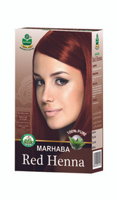 Marhaba Red Henna