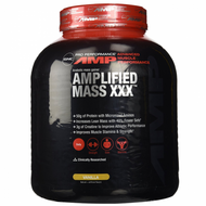 GNC Pro Performance® AMP Amplified Mass XXX™ - Vanilla 2 LB