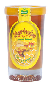 Marhaba Honey Pure & Natural Glass