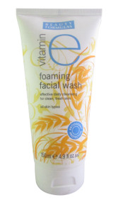 Beauty Formulas Vitamin E Foaming Facial Wash 150 ML(Front)