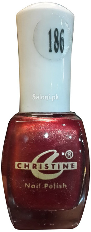 Christine Nail Polish no 186 front