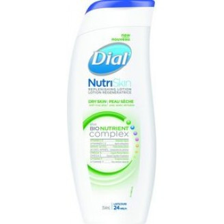 Dial Dry Skin with True Aloe 354 ML