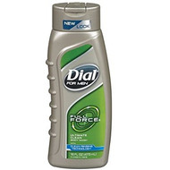 Dial For Men Body Wash Full Force 16 Fl. Oz
