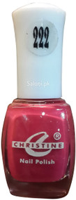 Christine Nail Polish no 222 front