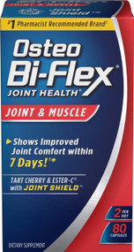 Osteo Bi-Flex Joint & Muscle 80 Coated Capsule