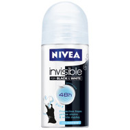 Nivea Invisible (For Black & White) For Women