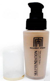Masarrat Misbah Silk Foundation Ivory