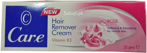 Care Rose Hair Remover Cream Front