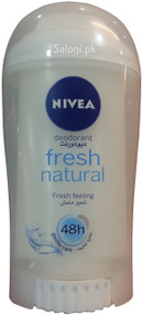 Nivea Fresh Natural 48h Deodorant 40 ML Front