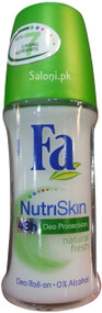 Fa NutriSkin Natural Fresh Roll On Deodorant 48h Front