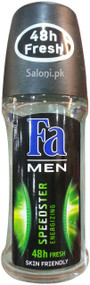 Fa Men Speedster Deodorant Roll On Front