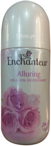 Enchanteur Alluring Roll On Deodorant 24h Front