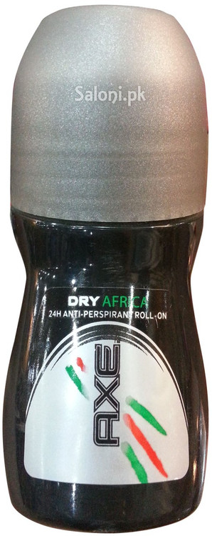Axe Dry africa 24h Anti-Perspirant Roll On Front