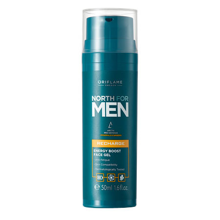 Oriflame North For Men Recharge Deo Spray 48H 150ML