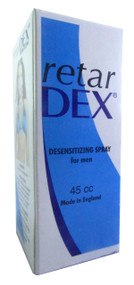 Retardex SprayFor Men 45 CC (side)