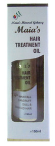 Maia's Hair Treatment Oil 150ML