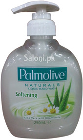 Palmolive Naturals Aloe Vera with Chamomile Liquid Hand Wash Front