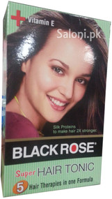 Black Rose Super Hair Tonic Front