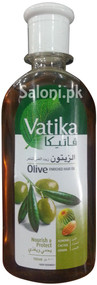 Vatika Olive Enriched Hair Oil Front