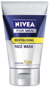 Nivea For Men Revitalising Face Wash