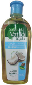 Vatika Coconut Enriched Hair Oil Front