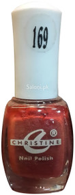 Christine Nail Polish no 169 Front