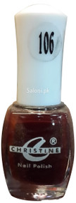 Christine Nail Polish no 106 Front