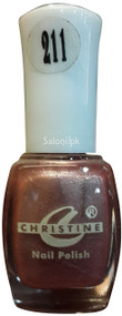 Christine Nail Polish no 211 Front