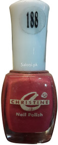 Christine Nail Polish no 188 Front