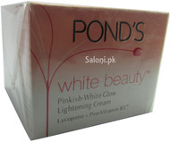 Pond's White Beauty Pinkish-White Glow Lightening Cream Front