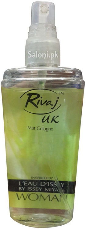 Rivaj UK Mist Cologne L'eau Dissey by Issey Miyake Front