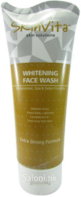SkinVita Whitening Face Wash Front